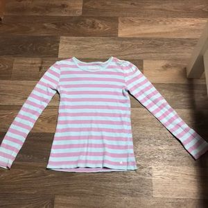 Old Navy stripped long sleeve